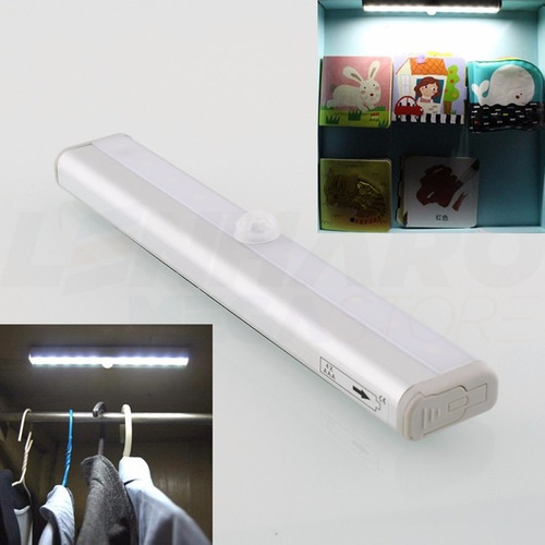 luminária led sensor luminosidade e presença branco frio