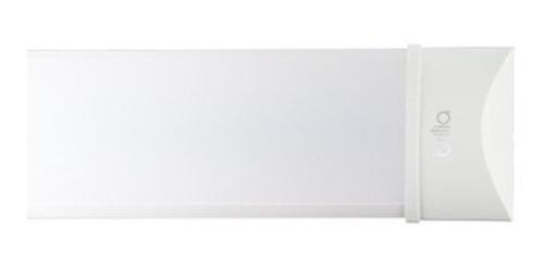 luminaria led slim 36w 120cm bivolt 435366 brilia