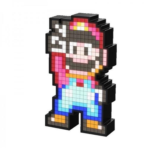 luminária nintendo super mario world pixel pals 020 led