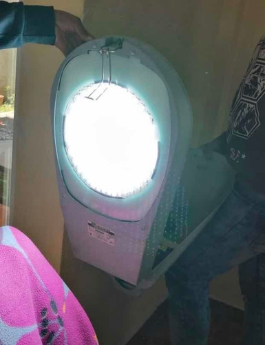 luminaria ov15 cobra con sistema ecoled 100w