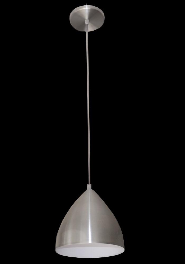 Luminaria Pendente Em Aluminio Copa, Bancadas R$ 99,99 em Mercado Livre