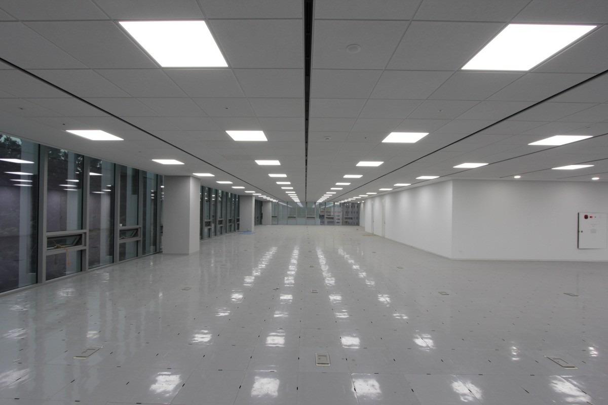Luminaria Plafon Led 18w Quadrado Embutir Teto Forro D Gesso R$ 59,90 em Mercado Livre