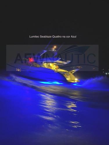 luminária seablaze subaquática de led