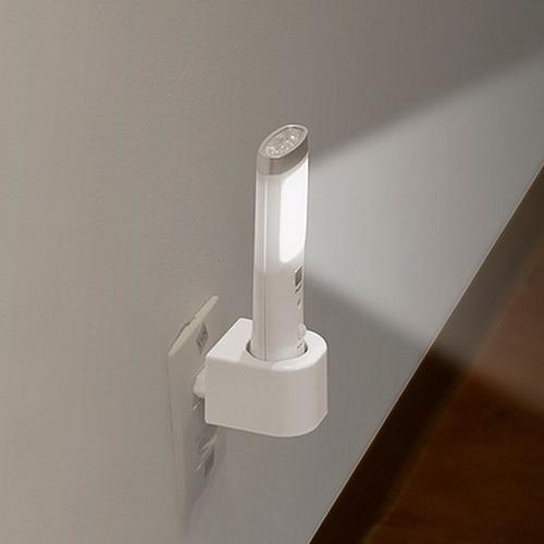 luminária sensor até 3 m lanterna solver slm-301 slim 220v