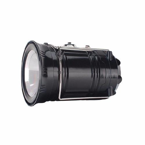 luminária solar lampião led lanterna elétrica recarregável