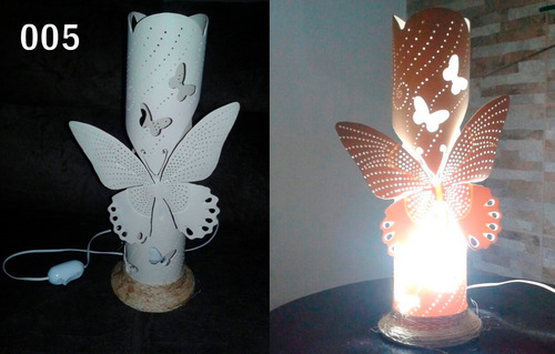 luminárias em pvc