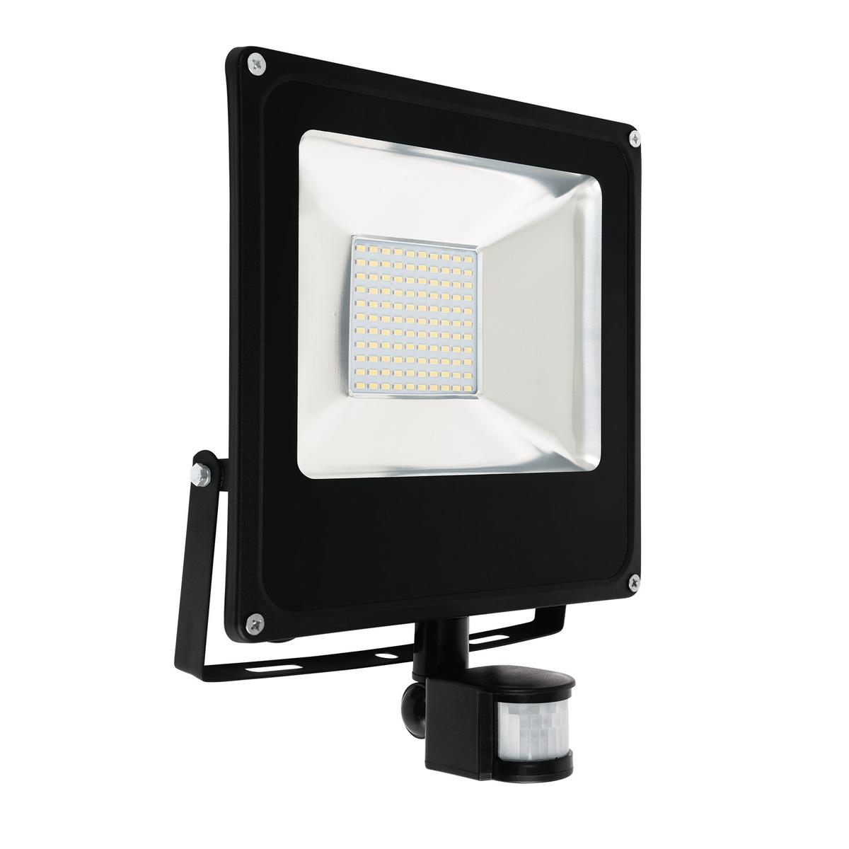 Luminario De Led, Con Sensor De Movimiento, 30 W 48230