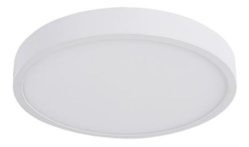luminario lamparas techo sobreponer led tl-2815.b40 illux