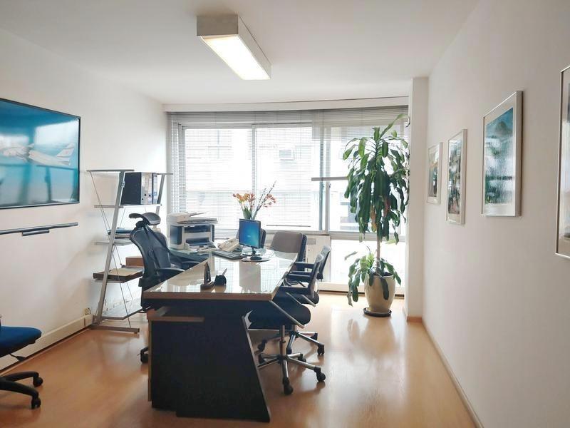 luminosa oficina 87m2 en el centro de buenos aires