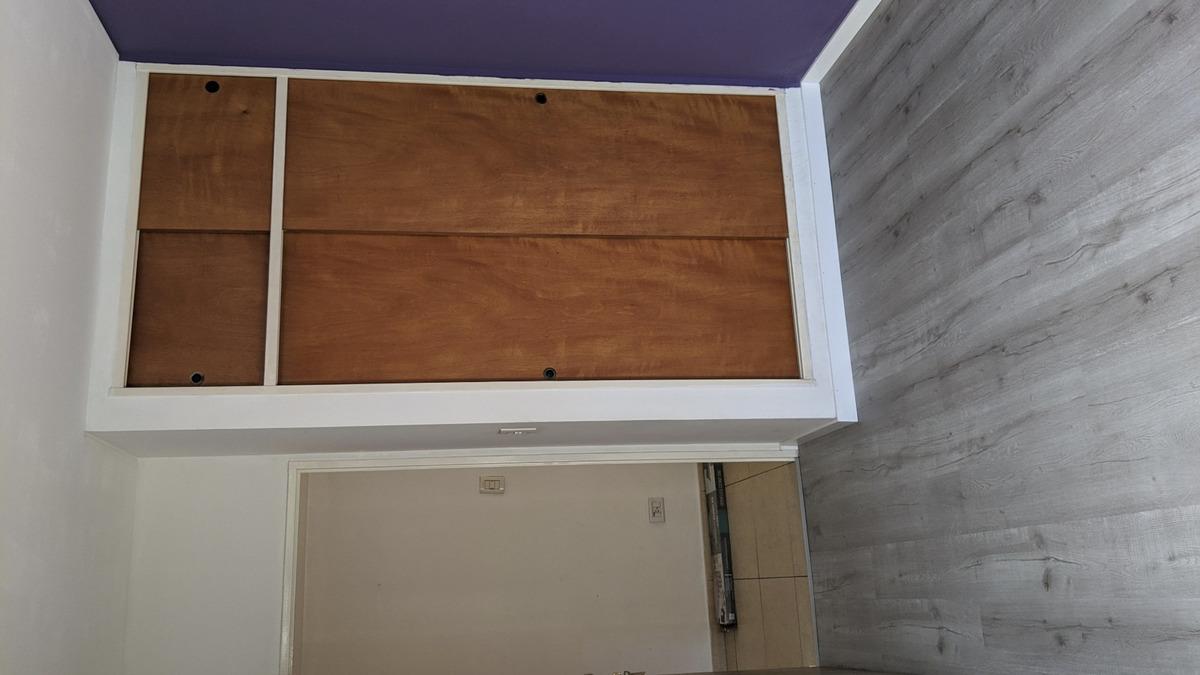 luminoso 3 ambientes al frente con balcón - excelente ubic!!