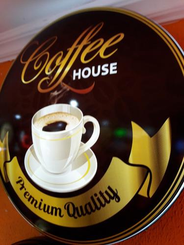 luminoso coffee café n neon cafeteria bar buteco churrasquei
