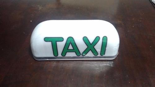 luminoso de táxi  led (pequeno )
