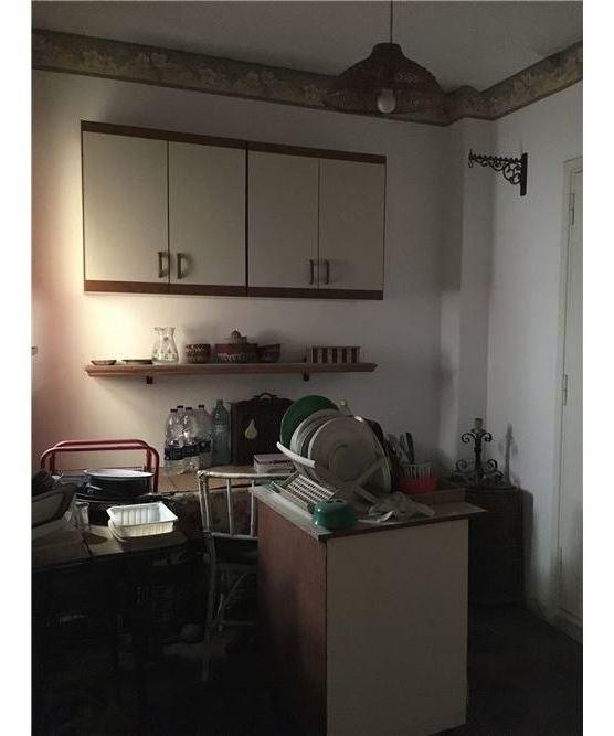 luminoso departamento 3 ambientes con dependencia