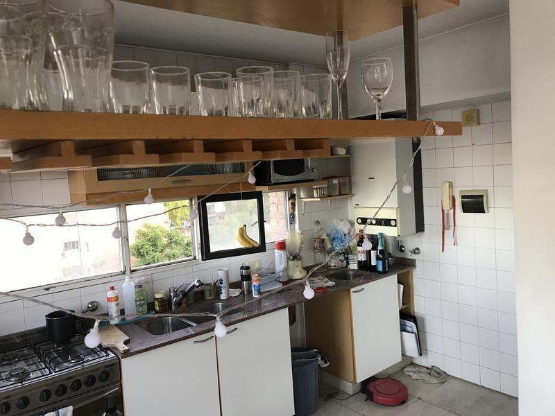 luminoso duplex 3 ambientes con cochera - belgrano