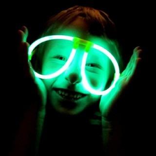 luminoso fluo cotillón