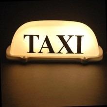 luminoso táxi externo led várias cores