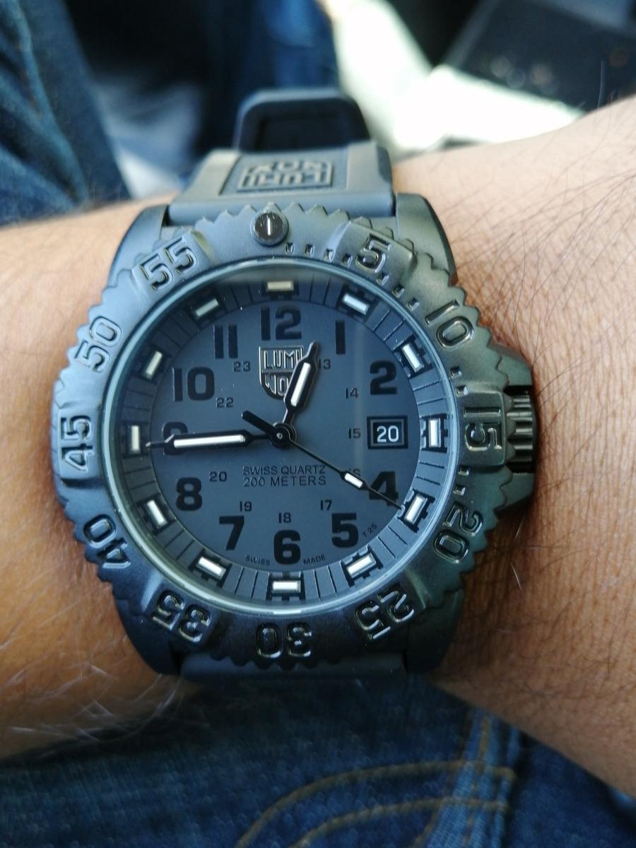 Luminox Navy Seal All Black