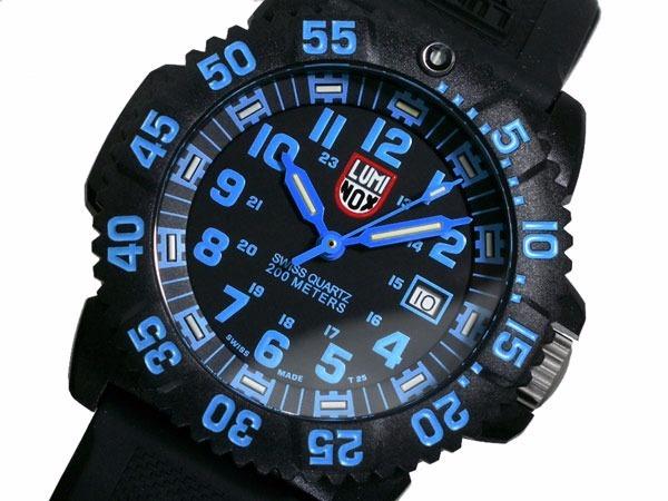447a6dc0714 Luminox Navy Seal Colormark Azul 200m A.3053 Swiss Made - R  1.499 ...