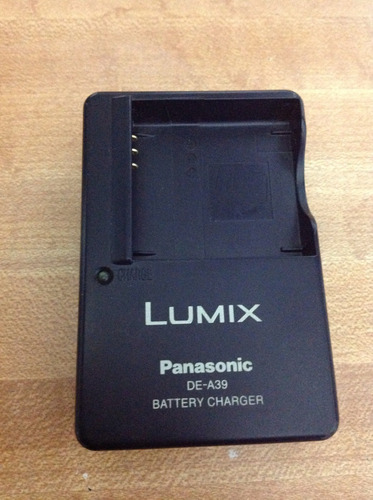 lumix cargador y pila de-a39 y dmw-bce10pp
