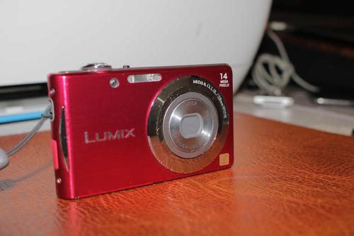 lumix dmc-fh2 como nueva