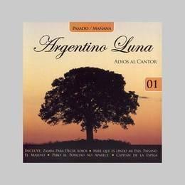 luna argentino adios al cantor cd nuevo