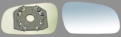 luna de espejo volkswagen crossfox derecho 2004 - 2007