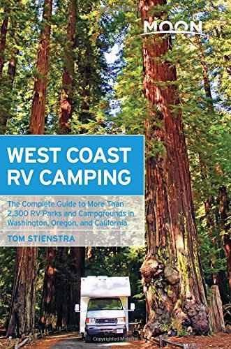 luna de la costa oeste de rv camping: la guía completa para