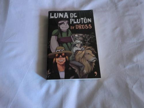 luna de plutón. by dross