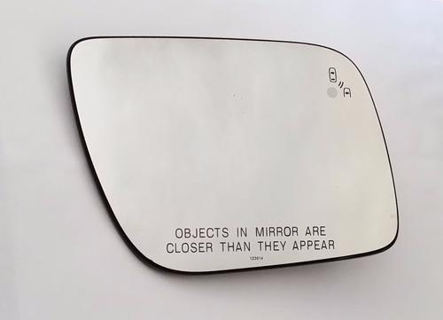 luna espejo cristal rh der explorer limited 2012-17 original