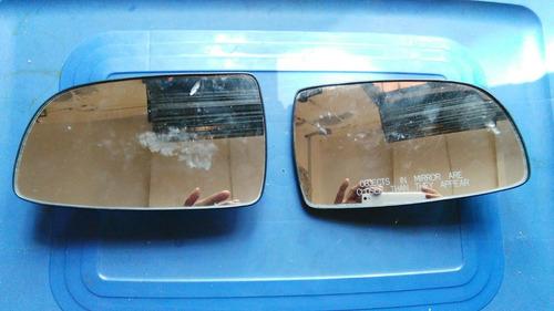 luna espejo retrovisor laterales aveo chevrolet original uso