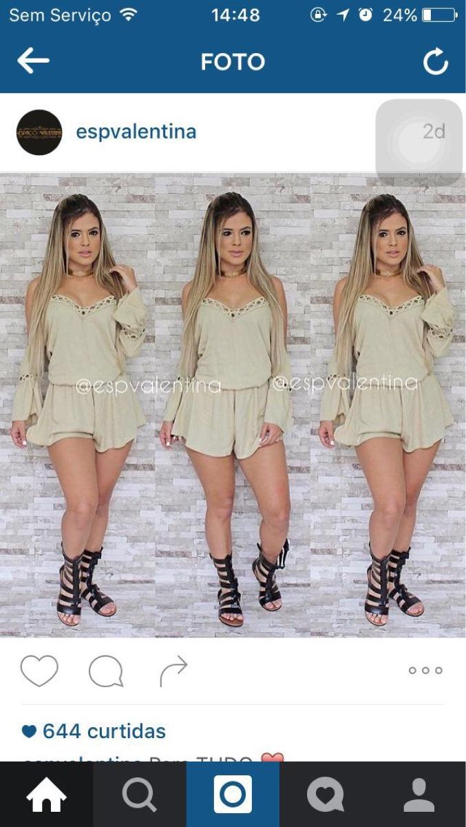 fdb103312b Luna Modas Roupas Da Moda E Aqui - R$ 69,00 em Mercado Livre