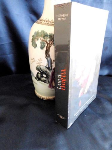 luna nueva autor: meyer, stephenie, libro físico, nuevo¡¡