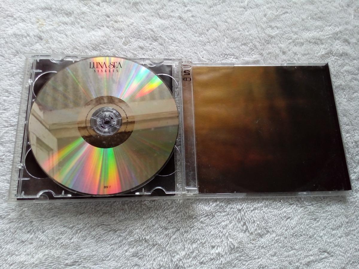 Luna Sea Singles 2 Cd Importado De Japon Jpop - $ 365 00