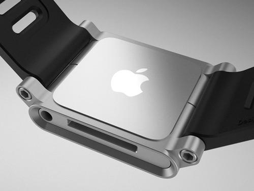 lunatik correa de reloj para ipod nano 6th gen.