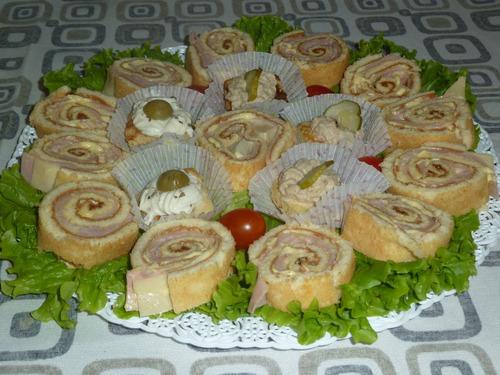 lunch / catering para 15 personas. mercadopago