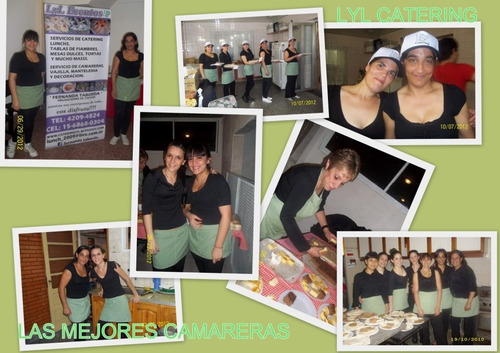 lunch catering servicios