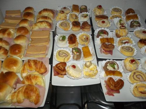 lunch para 10 personas