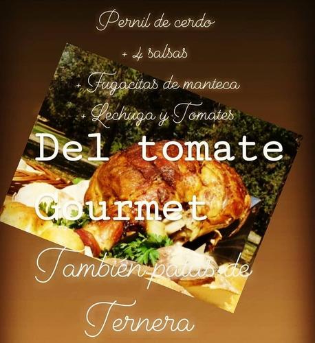 lunch premium serv.de catering / picadas / perniles / box
