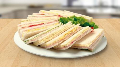 lunch salado para 30 personas +  tartas frutales eventos !
