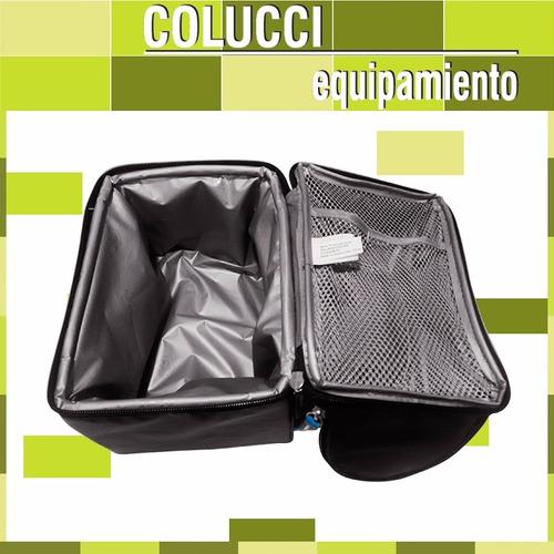 lunchera igloo 6 lts vianda bolso termico conservadora