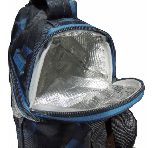 lunchera termica bolso vianda conservadora niños colegio