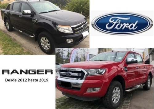 luneta ford ranger  desde 2012 hasta 2019