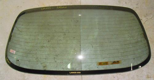 luneta trasera daewoo lanos sedan año 1996-2002