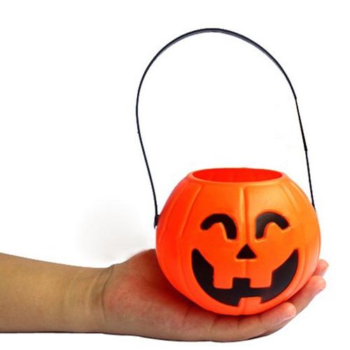 Luoem Paquete De 5 Cubo De Caramelo De Calabaza De Hallowee ...