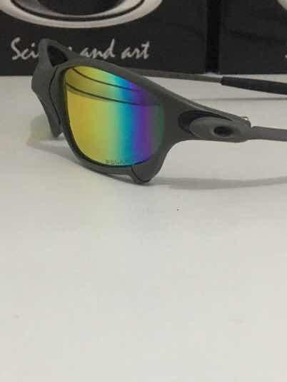 Lupa Oakley Juliet Lentes Arco-íris - R  139,99 em Mercado Livre 0830138cc3