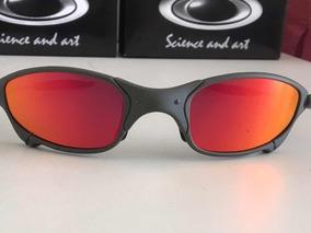 c2f0ec2a5 Oculos Oakley Mars Lentes Gold - Óculos no Mercado Livre Brasil