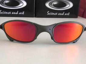 5d6598fd9 Juliet Romeu 2 Ruby - Óculos De Sol Oakley Juliet no Mercado Livre ...