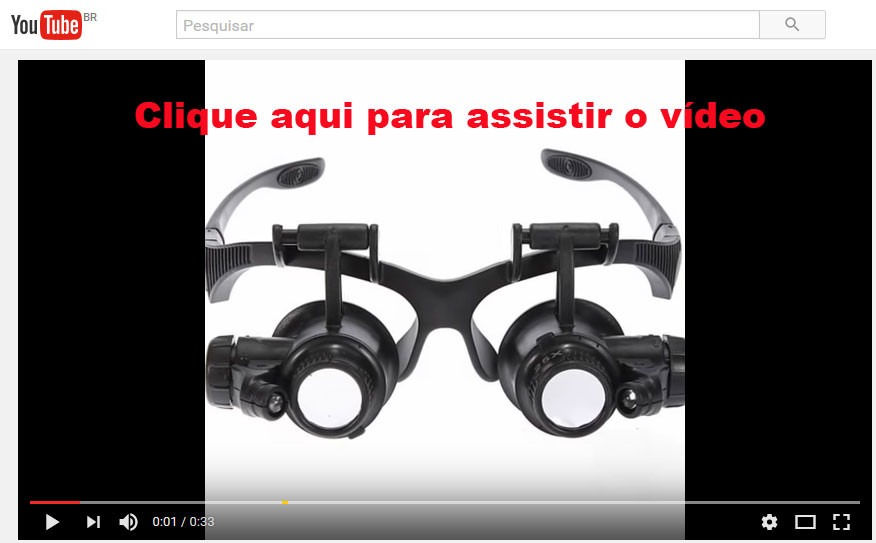 lupa oculos relojoeiro eletrônica celular aumento até 25x. Carregando zoom. 8715b1eb4f