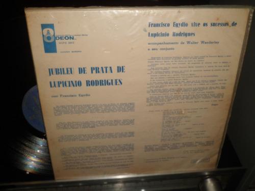 lupcinio rodrigues - canta francisco egyduo leia o anuncio