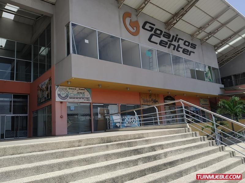 lusmary hidalgo vende local en cc goajiros center fol-168